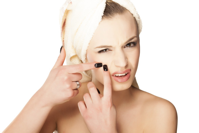 how to get rid of body acne scars fast