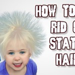 How to get rid of static
