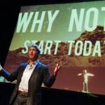 Motivational Talks: How Success stories can help induce Success